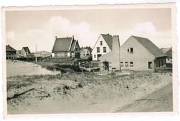 Oostduinkerke Duinpark, Groupe De Villas Avenue Des Cottages, Enige Villa's (pk32140) - Oostduinkerke