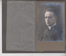 FOTO LIBRETTO PARROCO PRETE RELIGIOSO S. DONà DEL PIAVE PORTOGRUARO VENEZIA - Antiche (ante 1900)