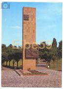 Kazakhstan, Taraz, Džambul, Monument Aux Morts, Sur Entier Postal 4 K., 1985, Neuve - Kazakistan