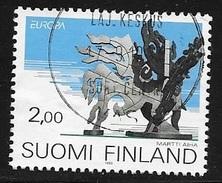 N° 1172   EUROPA  FINLANDE  -  OBLITERE  -  1993 - Used Stamps
