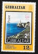 N° 365 / 366   EUROPA  GIBRALTAR -  NEUF  -  1977 - Gibraltar
