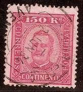 PORTUGAL 1892/93 - Yvert #75 - VFU - Usado