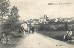 02 , BRECY , Route De Coincy   , * 291 16 - Frankrijk