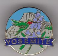 PIN'S YOSEMITE - Städte