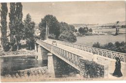 CAMBO LES BAINS  Le Pont De L'avenue De La Gare TB - Cambo-les-Bains