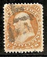 USA 1861 - Yvert #25 - VFU - Gebruikt