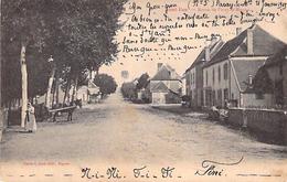 SAINT YAN - Route De Paray Le Monial - Sin Clasificación