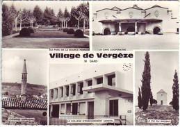 30 Village De Vergèze - Multivues - CPSM G Format - Vergèze
