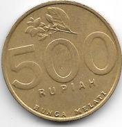 *indonesia 500 Rupiah 2000 Km 59    Xf+ - Indonésie