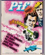 PIF GADGET N° 336 AOUT 1975 ACHAT IMMEDIAT PRIX FIXE - Pif Gadget