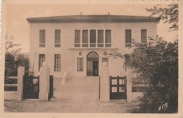 30 - LE GRAU-DU-ROI - L'ETABLISSEMENT HELIO-MARIN - ENTREE PRINCIPALE - Le Grau-du-Roi