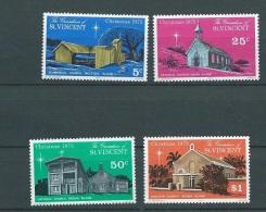 Saint Vincent Iles Grenadines  - Yvert  N° 69 / 72 **  - Cw14301 - St.Vincent Und Die Grenadinen