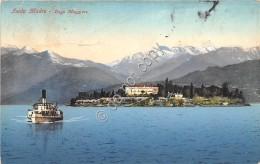 Cartolina - Illustrata  Lago Maggiore Isola Madre Anni '20 - Verbania