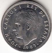 ESPAÑA 1983. JUAN CARLOS 50 PESETAS.  SIN CIRCULAR  VER FOTO.CN7017 - [ 5] 1949-… : Royaume