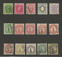 Lot Divers Années 1880 à 1919 - Suède
