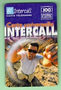INTERCALL N°°390 100F *** Tirage ? Ex *** (A104-P14) - Altre Schede Prepagate