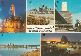 IRAQ - Baghdad 1979 - Multiview - Irak