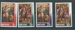 Montserrat - Yvert N° 208  / 211 **  - Cw 14302 - Montserrat