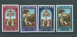 Sainte Lucie    - Yvert N° 229   /   232 **  - Cw 14306 - St.Lucia (1979-...)