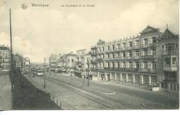 Wenduyne - Le Boulevard Et Le Vivinal / Edition Frans De Maecker, 4 Rue De L'eglise (1912) - Wenduine