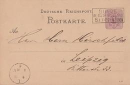 DR Ganzsache R3 Bunde In Ostfriesland 8.10.82 - Briefe U. Dokumente