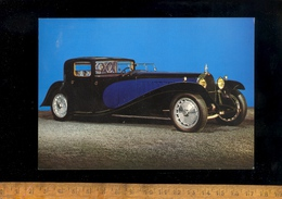 AUTOMOBILES  BUGATTI F Coupé Napoléon 41 Royale 1928 Collection Schlumpf Musée De L'automobile Mulhouse Auto Wagen Car - Voitures De Tourisme