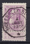 N° 80 TELEGRAPHIQUE MOLENBEEK - 1905 Breiter Bart