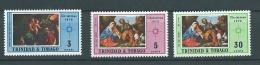 Trinité   - Yvert N°  315 /  317  **  Cw 14403 - Trindad & Tobago (1962-...)