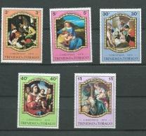 Trinité   - Yvert N°  278  /   282 **  Cw 14404 - Trindad & Tobago (1962-...)
