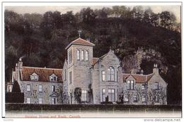 CAPUTH: Stenton House And Rock - Perthshire