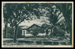 QUELIMANE - FEIRAS E MERCADOS - Mercado ( Ed. Santos Rufino Nº I/6) Carte Postale - Mozambique