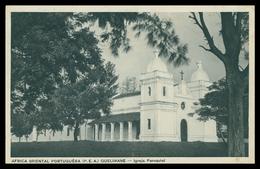 QUELIMANE - Igreja Paroquial ( Ed. Santos Rufino Nº I/7) Carte Postale - Mozambique
