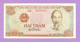 Vietnam - 200 Dong 1987 (FDS) - Vietnam