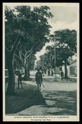QUELIMANE - Rua Candido Dos Reis  ( Ed. Santos Rufino Nº I/8) Carte Postale - Mozambique