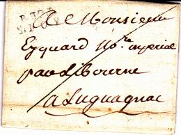 32 GIRONDE - P.22.P. S. FOY - 1810 - 1801-1848: Precursors XIX