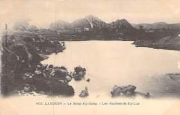 ASIE Asia -  VIET NAM Vietnam - LANGSON - Le SONG KY KONG : Les Rochers De KY-LUA - CPA - INDOCHINE - Vietnam