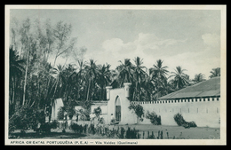 QUELIMANE - Vila Valdez  ( Ed. Santos Rufino Nº I/11) Carte Postale - Mozambique