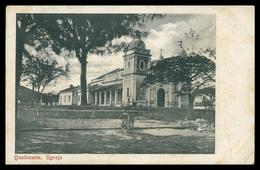 QUELIMANE - Egreja  ( Ed. Oswald Offmann Nº 50) Carte Postale - Mozambique