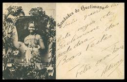 """QUELIMANE - """"Saudade De Quelimane""""   ( Ed. Oswald Offmann Nº 60) Carte Postale - Mozambique"""