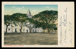 QUELIMANE - MUNICIPIOS - Camara Municipal  ( Ed. Oswald Offmann Nº 80) Carte Postale - Mozambique