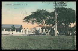 QUELIMANE - Capitania Quilimane A.O.P.   ( Ed. J. P. Fernandes ) Carte Postale - Mozambique