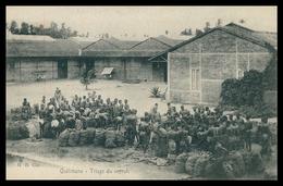 QUELIMANE -  Triage Du Coprah ( Ed. G.B.Cie ) Carte Postale - Mozambique