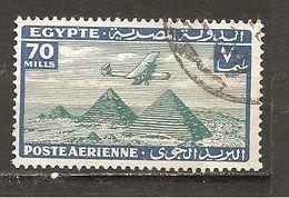 Egipto - Egypt. Nº Yvert  Aéreo 20 (usado) (o) - Luchtpost