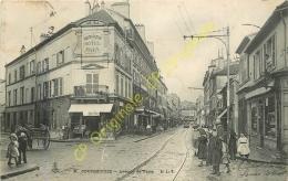92.  COURBEVOIE .  Avenue De Paris . - Courbevoie