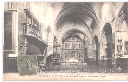 FR66 RIVESALTES - Clara 13 - Intérieur De L'église - Belle - Rivesaltes