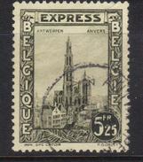 Y1047 - BELGIO  , Espresso Unificato N. 5 Usato . - Belgio