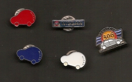 5 Pins Nissan Y Peugeot 306 - Otros