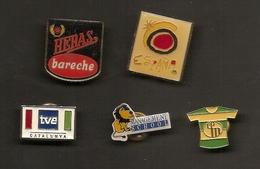 5 Pins Varios - Pin
