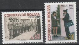 BOLIVIA   1998  **   MNH   UPAEP - Bolivie