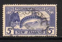 NOUVELLE ZELANDE / NEW ZEALAND : YT 200 COTE 30 € - 1855-1907 Crown Colony